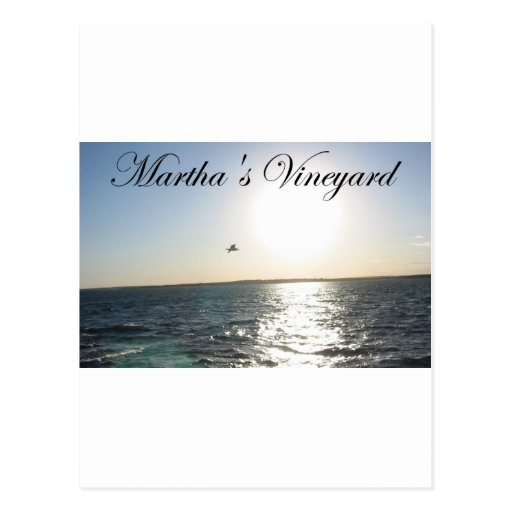 Martha's Vineyard 2 Postcards