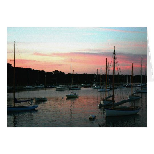 Martha's Vineyard Card