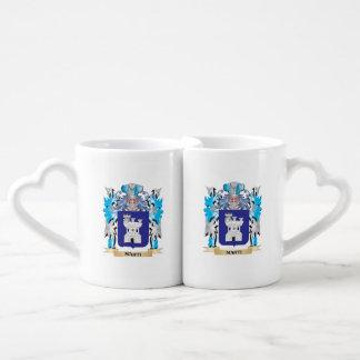 Marti Coat of Arms - Family Crest Lovers Mug Set