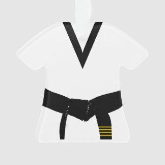 Martial Arts 4th Degree Black Belt Uniform
