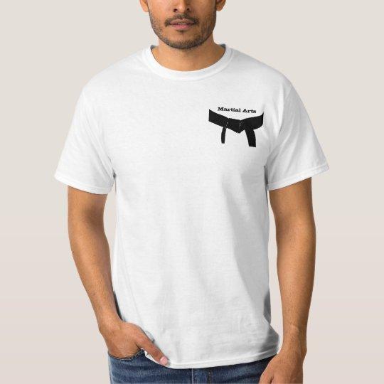 Martial Arts Black Belt Club T-Shirt