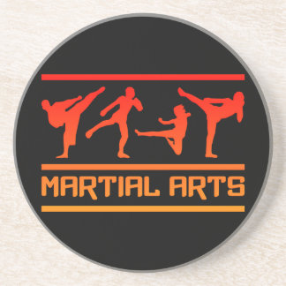 Martial Arts coaster
