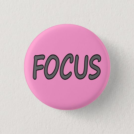Martial Arts Focus Button
