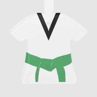 Martial Arts Green Belt Uniform
