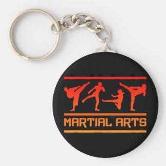 Martial Arts keychain