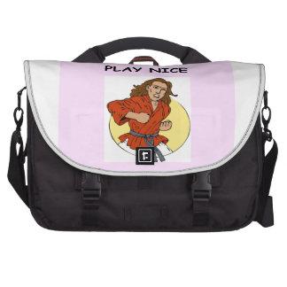 martial arts commuter bags
