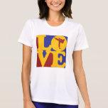 Martial Arts Love T-shirts