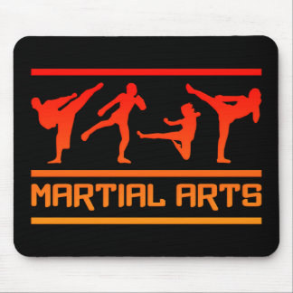 Martial Arts mousepad