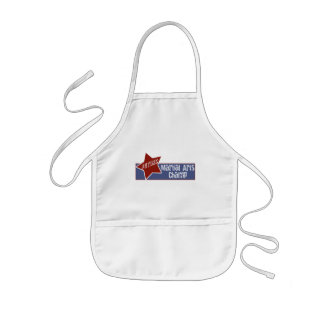 Martial Arts T Shirts and Gifts Kids Apron
