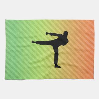 Martial Arts Tea Towel