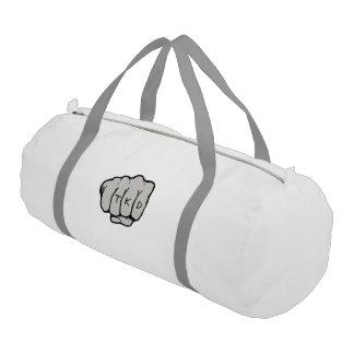 Martial Arts TKD Fist Punch Gym Bag