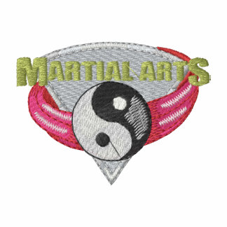 Martial Arts Track Jacket