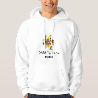Martial Combat Hooded Sweatshirt