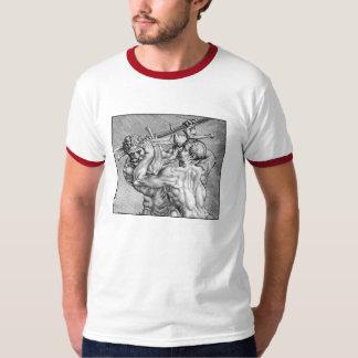 Martial Discipline ringershirt T-Shirt
