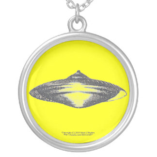 Martian Flying Saucer MCC-4890 Lightspeedster HRL Pendants