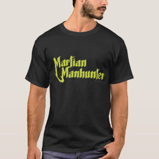 Martian Manhunter Logo T-Shirt