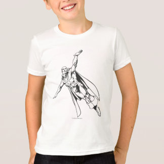 Martian Manhunter Soars 2 T-Shirt