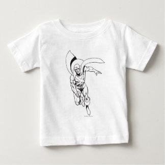 Martian Manhunter Soars 5 Baby T-Shirt