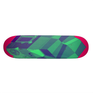 MARTIAN MARS Cab Over Engine Space Trucker 1 Skate Boards