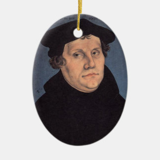 Martin and Katherina (von Bora) Luther Christmas Ornament