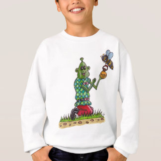 Martin and the Honey Bee Sweatshirt