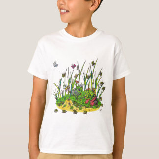 Martin and the Insects T-Shirt