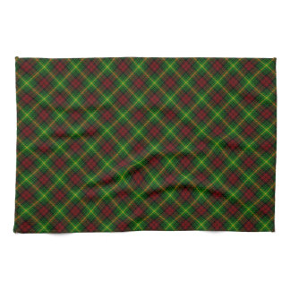 Martin Clan Tartan Scottish Design Tea Towel
