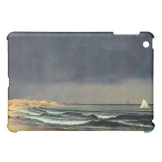 Martin Johnson Heade - Emerging storm Narragansett iPad Mini Cover