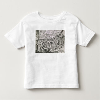 Martin Luther 2 Toddler T-Shirt