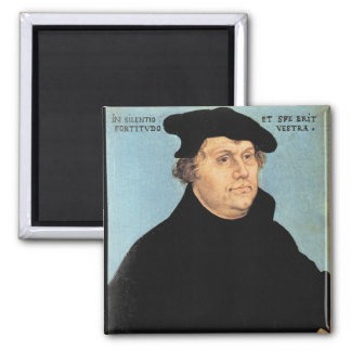 Martin Luther, c.1532 Fridge Magnets