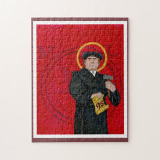 Martin Luther Icon Puzzle