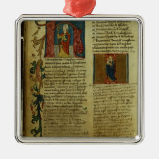 Martin Luther's Enrolment Christmas Ornament