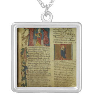 Martin Luther's Enrolment Silver Plated Necklace