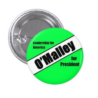 Martin O'Malley 2016 Pin