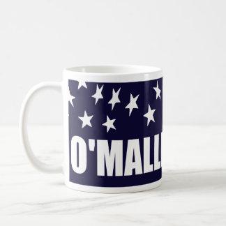 Martin O'Malley President 2016 American Flag Basic White Mug