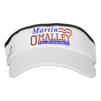 Martin O'Malley President 2016 Election Democrat Visor