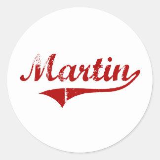Martin South Dakota Classic Design Stickers