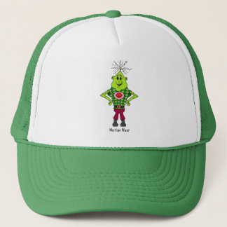 Martin the Martian Trucker Hat