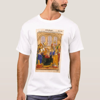 Martin V is installed as Pope T-Shirt