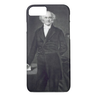 Martin Van Buren, 8th President of the United Stat iPhone 8/7 Case