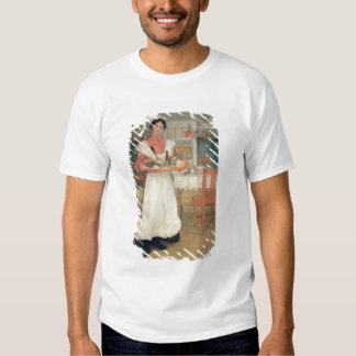 Martina Carrying Breakfast on a Tray, 1904 Tshirt