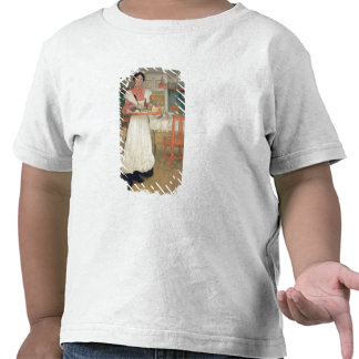 Martina Carrying Breakfast on a Tray, 1904 Tee Shirt