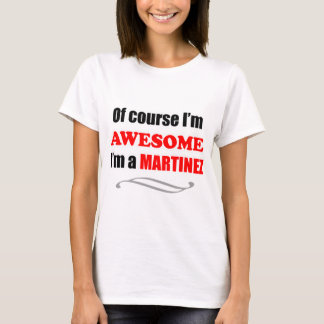Martinez Awesome Family T-Shirt