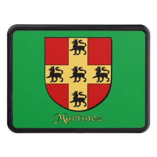 Martinez Family Shield Trailer Hitch Cover