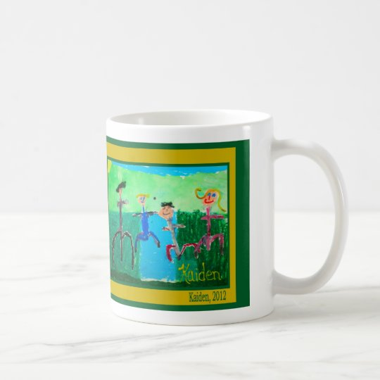 martinez, kaiden coffee mug