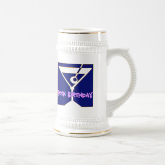 Martini 90th Birthday Gifts Beer Stein