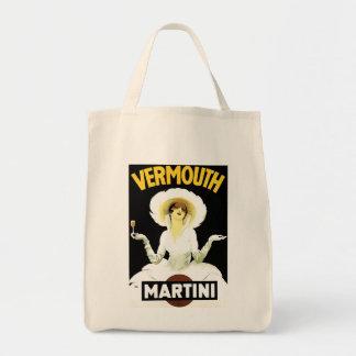 MARTINI, ANYONE? TOTE BAGS