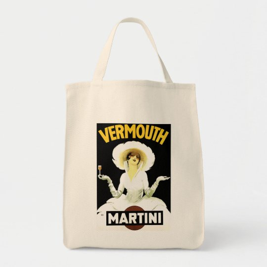 MARTINI, ANYONE? TOTE BAG