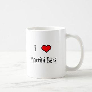 Martini Bars Coffee Mugs