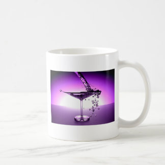 Martini Basic White Mug